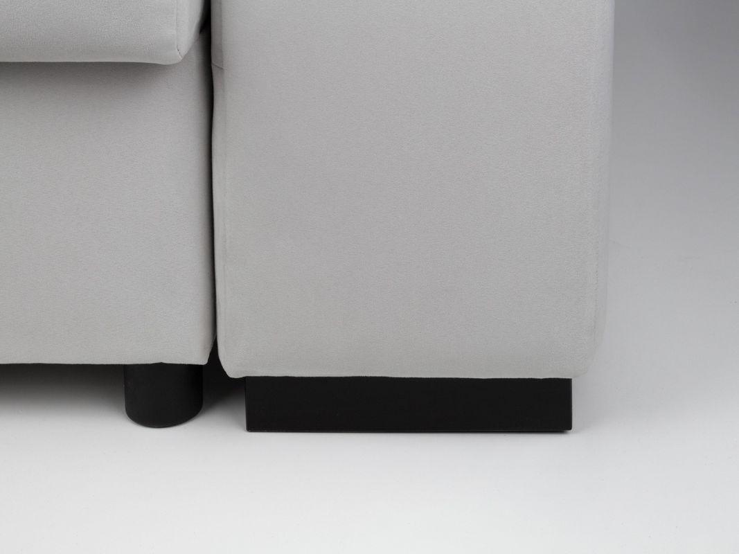 Диван Sonit Плаза Дизайн 247x108x72 (Milton 01) - фото 6