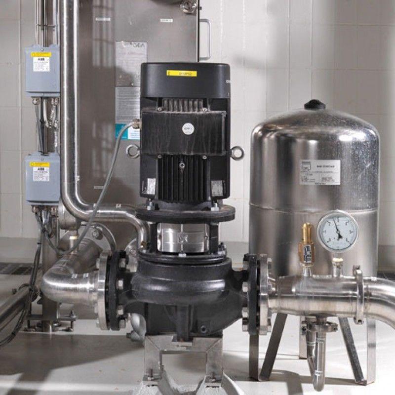 Насос для воды Grundfos TP 50-180/2 A-F-A-BUBE - фото 2