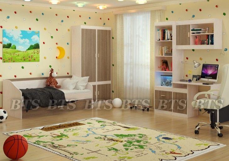 Детская комната BTS Паскаль - фото 1