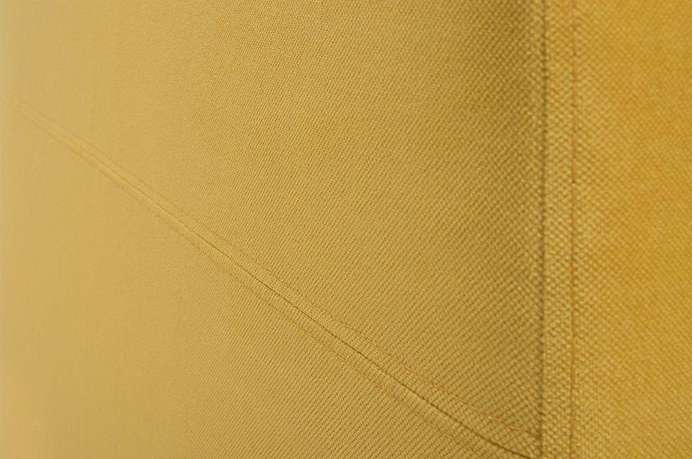 Диван Woodcraft Модульный Гувер-2 Velvet Yellow (уцененный) - фото 24