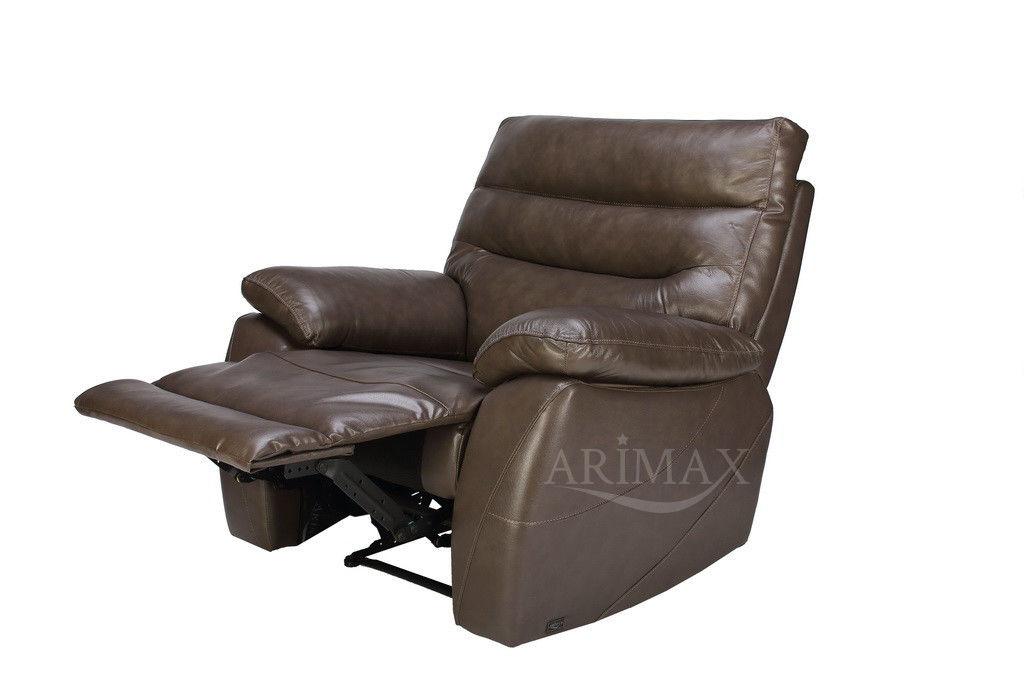 Кресло Arimax Гриффин (Серая умбра) - фото 2