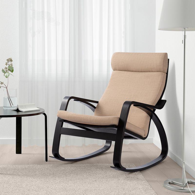 Кресло IKEA Поэнг 293.028.27 - фото 2