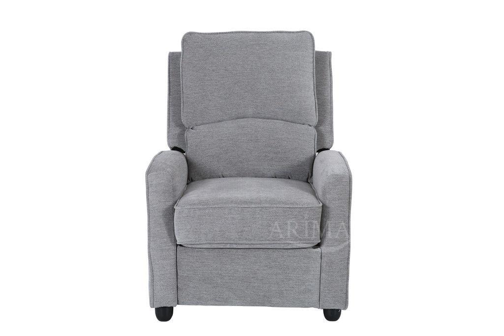 Кресло Arimax Dr Max DM02001 (Светло-серый) - фото 2
