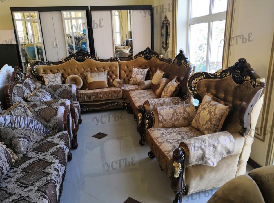 Элитная мягкая мебель Устье Маэстро (угловой) - фото 1