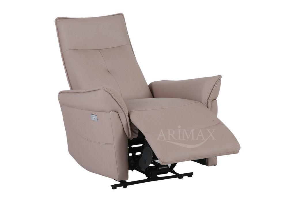 Кресло Arimax Dr Max DM02003 (Теплый серый) - фото 6