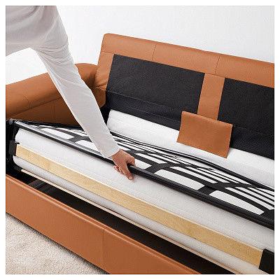 Диван IKEA Лидгульт золотисто-коричневый [492.660.17] - фото 6
