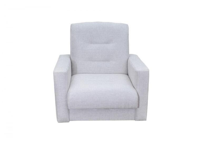Кресло Craftmebel Лондон рогожка бежевая - фото 2