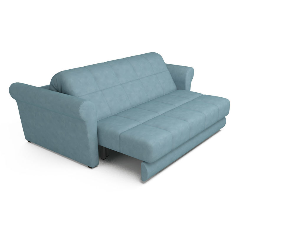 Диван Мебель-АРС Гранд (голубой - Luna 089) - фото 5