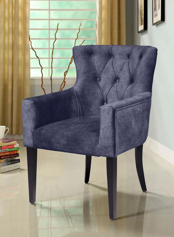 Кресло ZMF Стиль (синий) - фото 1