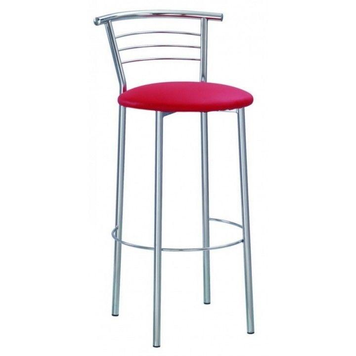 Барный стул САВ-Лайн Марко хокер хром - фото 1
