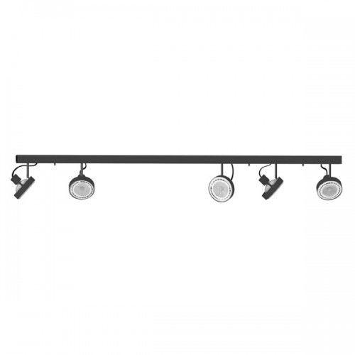 Настенно-потолочный светильник Nowodvorski Cross Graphite 9600 - фото 1