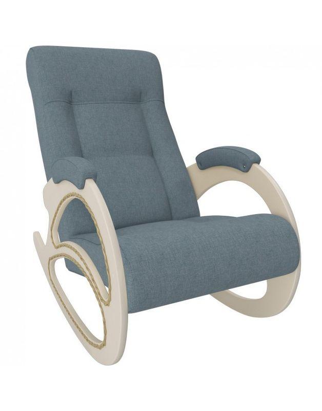 Кресло Impex Модель 4 Montana сливочный (Montana 100) - фото 2