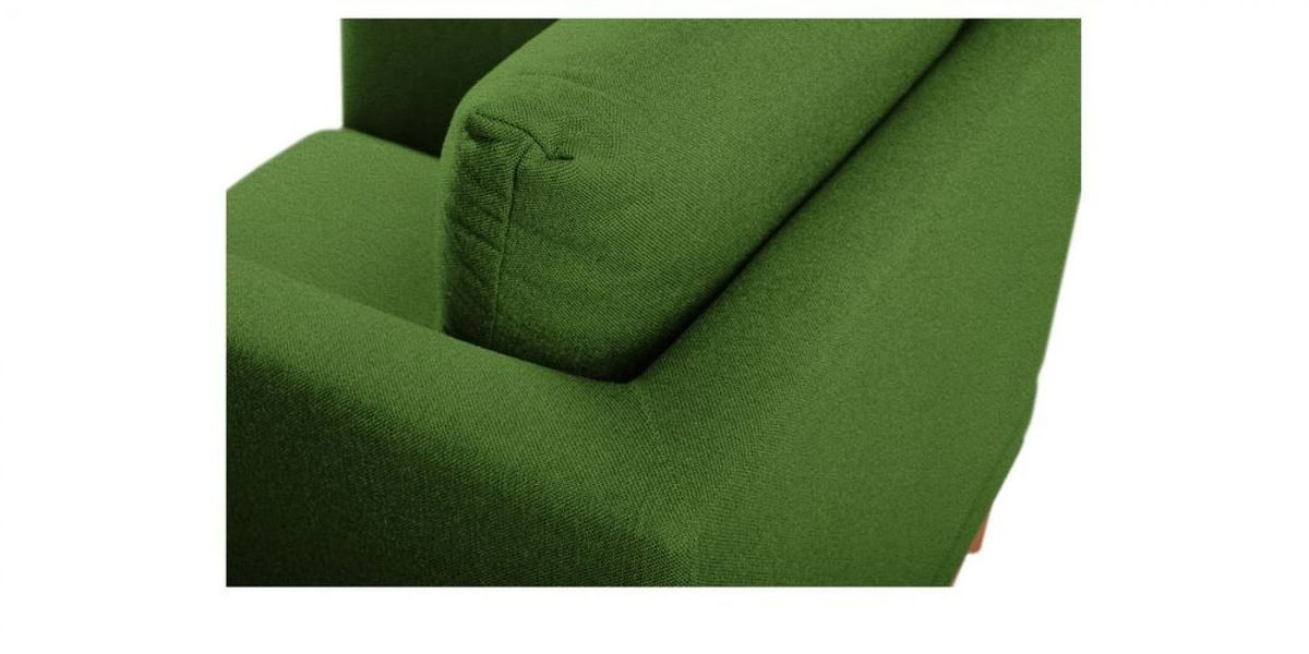 Кресло WOWIN Эстар (Зеленый велюр) - фото 4