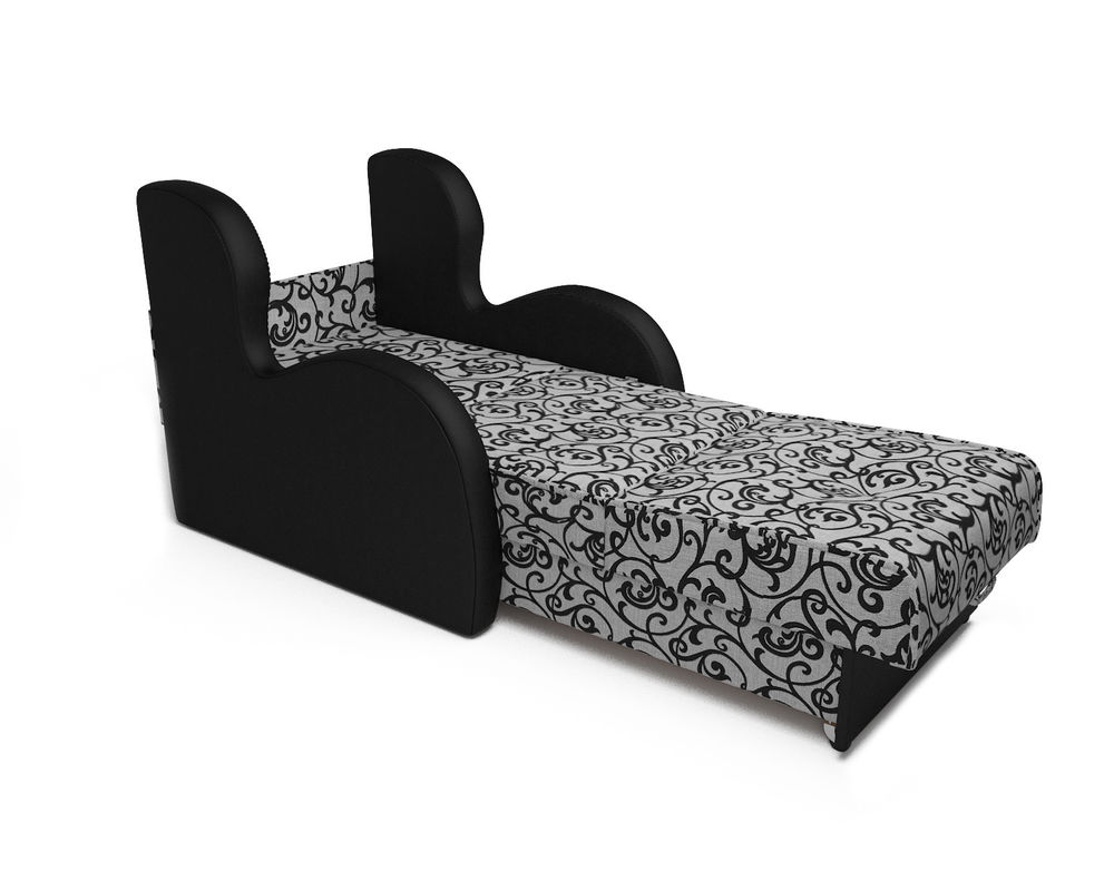 Кресло Мебель-АРС Атлант - Кантри (рогожка + экокожа) - фото 6