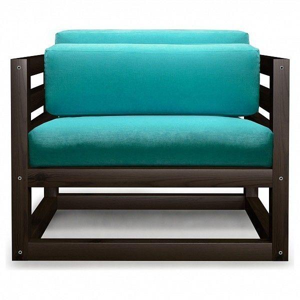 Кресло Anderson Магнус AND_125set425, голубой - фото 1