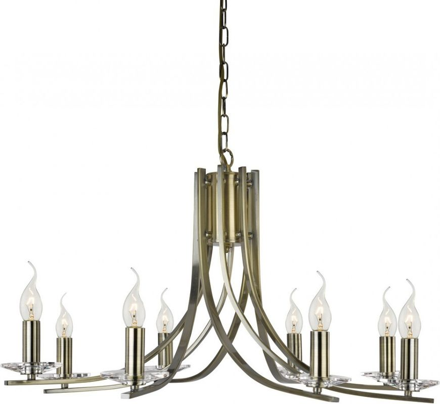 Светильник Arte Lamp Versante A4165LM-8AB - фото 1