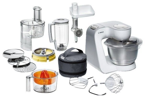 Кухонный комбайн Bosch MUM 54251 - фото 1