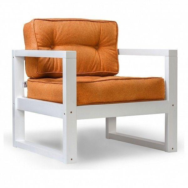 Кресло Anderson Астер AND_122set228, оранжевый - фото 1