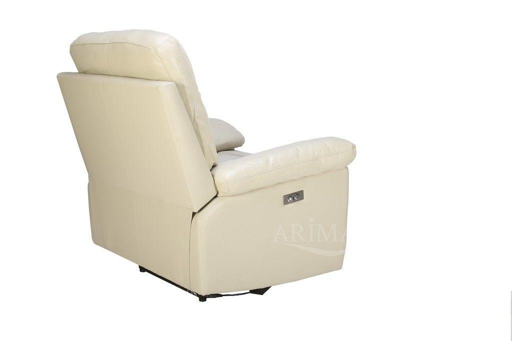Кресло Arimax Дэнали Lux (Морской жемчуг) - фото 6