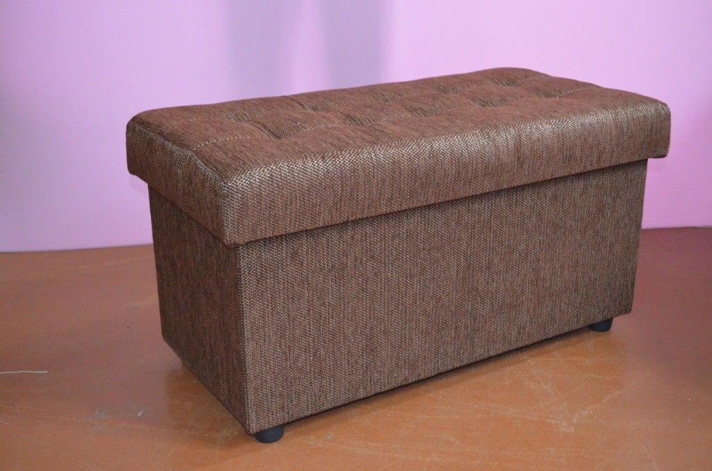Пуфик Вливск-Мебель 40x80 с нишей - фото 5