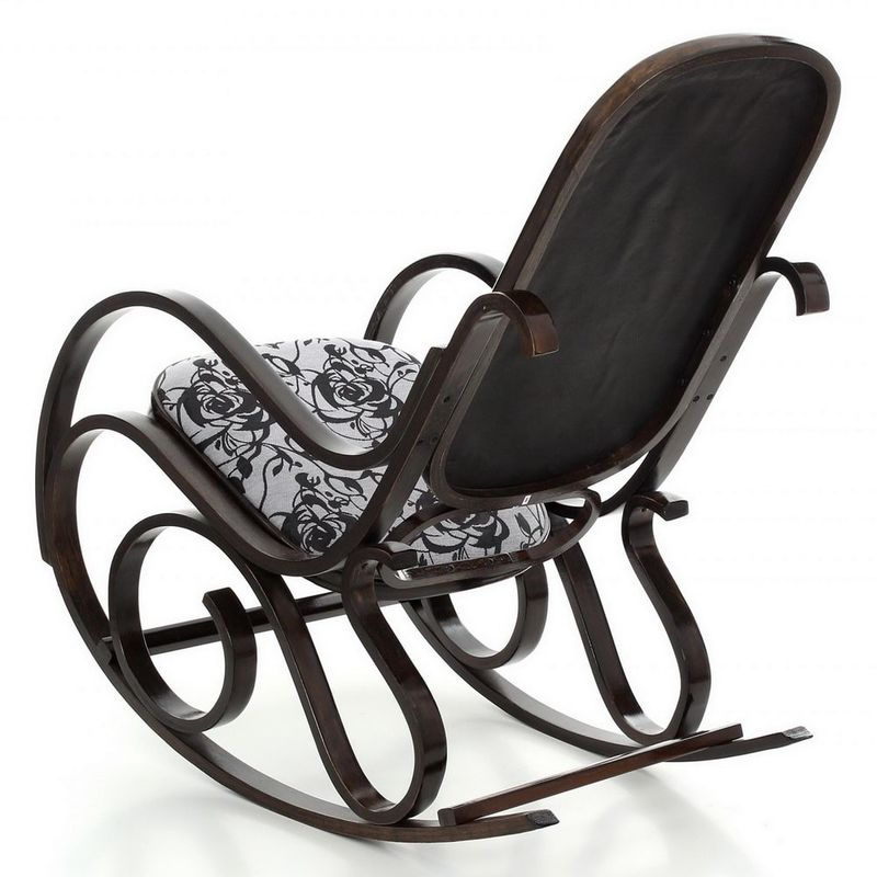 Кресло Бастион Relax m190 (розы) - фото 4