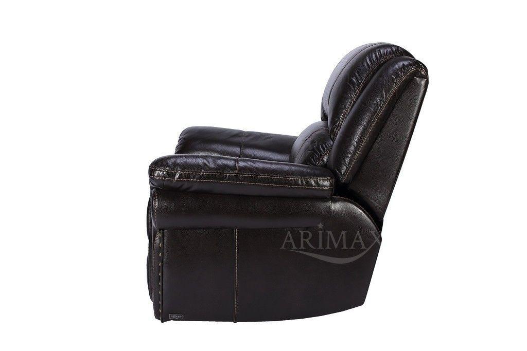Кресло Arimax Каспер (Темно-коричневый) - фото 5