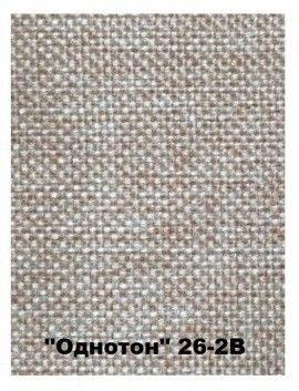 Диван Кристалл Аккордеон выкатной (60x195) Рогожка однотон 26-2B - фото 2