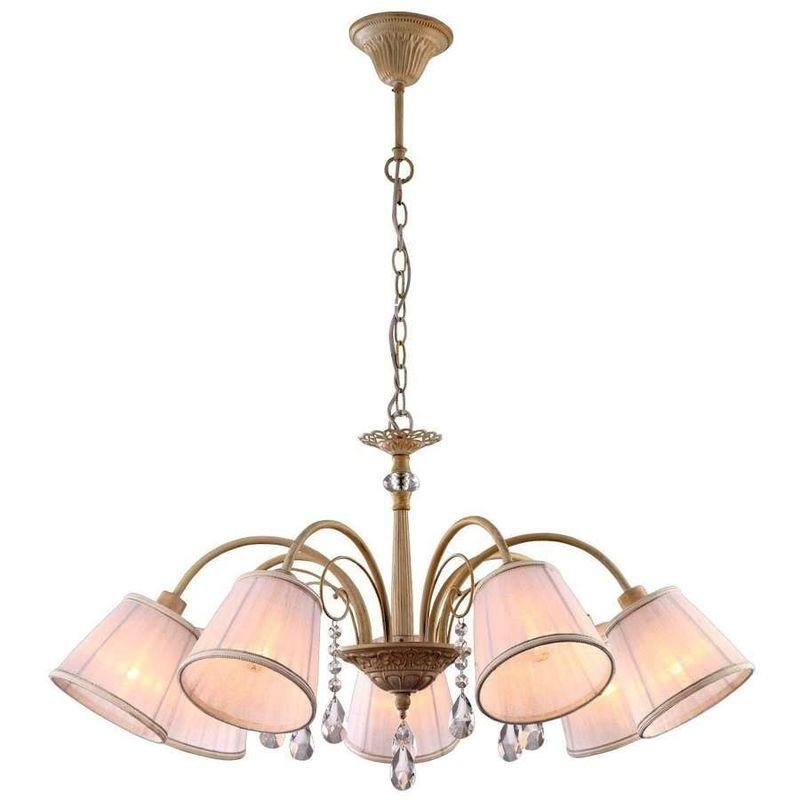 Светильник Arte Lamp A9515LM-7WG - фото 1