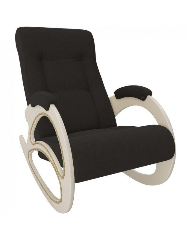 Кресло Impex Модель 4 Montana сливочный (Montana 100) - фото 1