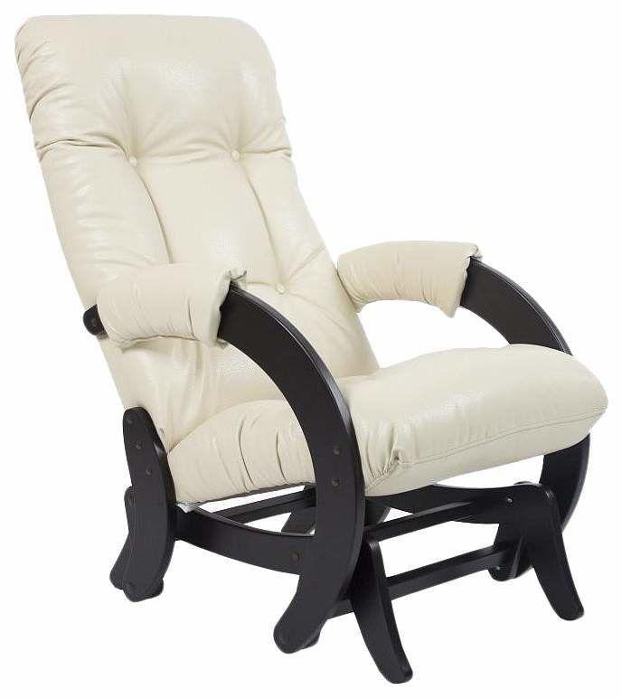 Кресло Комфорт (Impex) Модель 68 KMT_2000000024820, белый - фото 1
