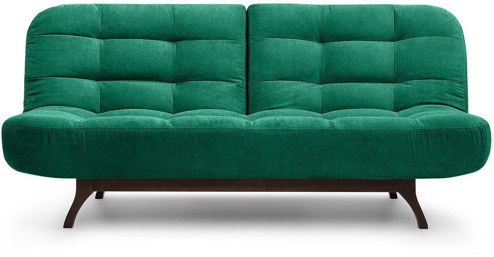 Диван Woodcraft Бонс Velvet Emerald прямой - фото 1