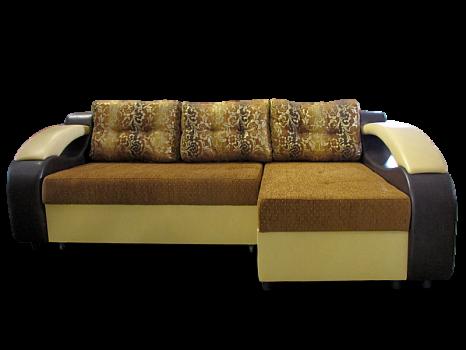 Диван Виктория Мебель Триумф угловой ПД2 СК 549 - фото 1