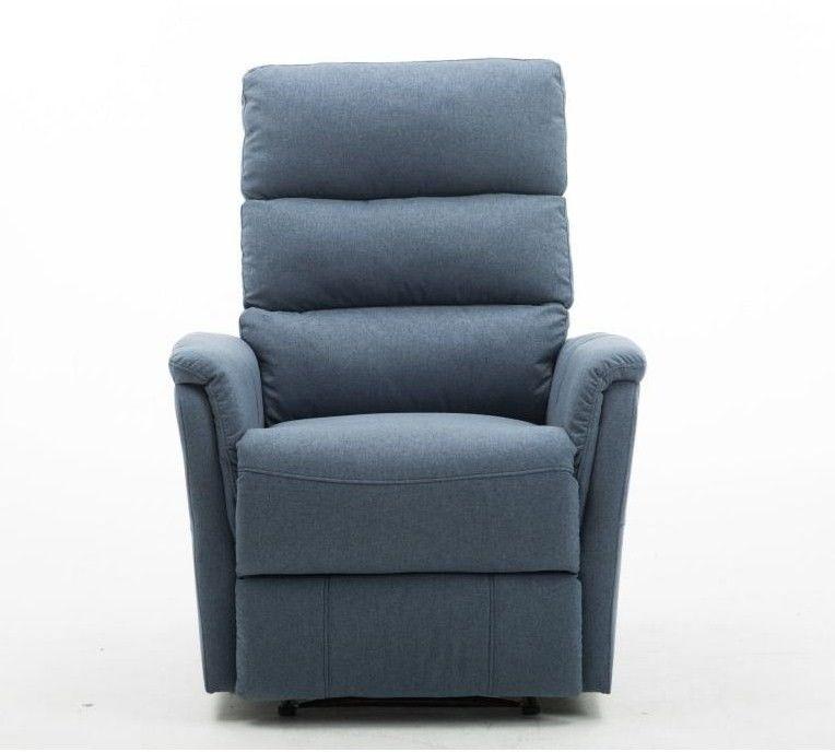 Кресло Arimax Dr Max DM05002 (Джинс) - фото 1