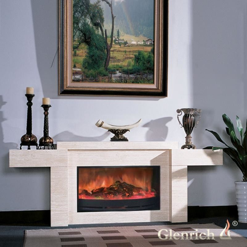 Камин Glenrich Rondo S86 - фото 2