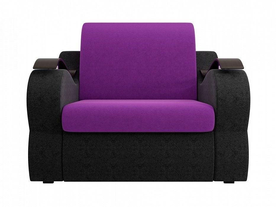 Кресло ЛигаДиванов Меркурий (100676) микровельвет - фото 3
