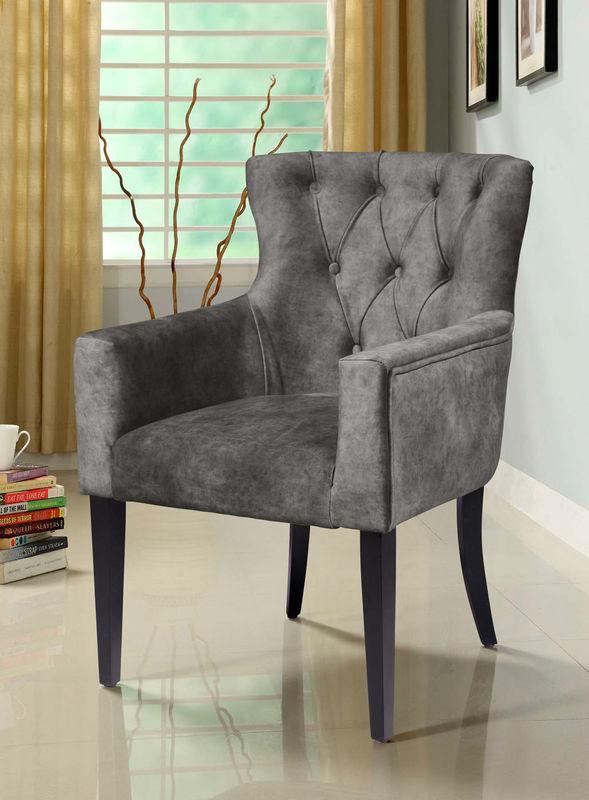 Кресло ZMF Стиль (графит) - фото 1