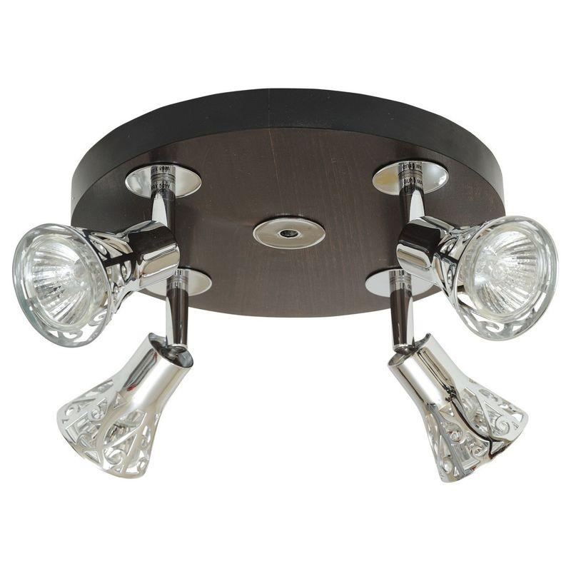Настенно-потолочный светильник MW-Light Азур 540020404 - фото 1