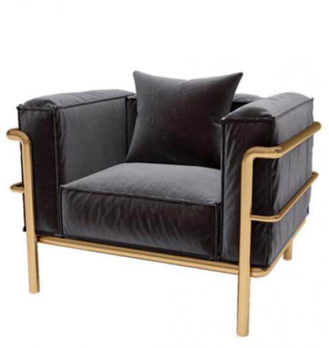 Кресло Craftmebel Gordon Лофт - фото 1