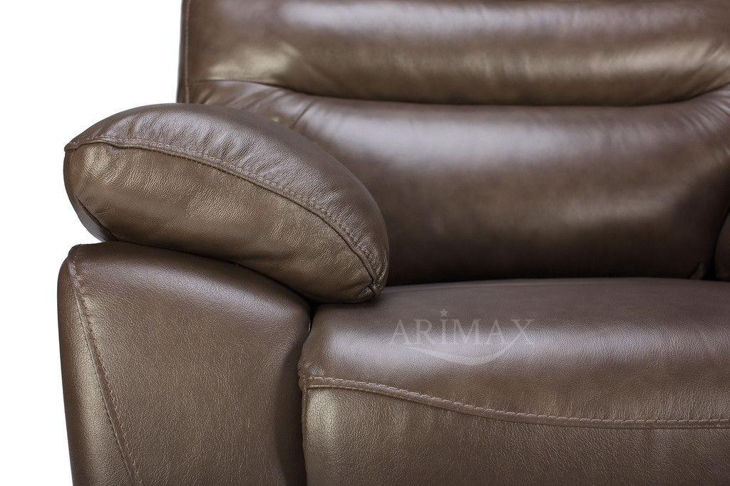 Кресло Arimax Гриффин (Серая умбра) - фото 9