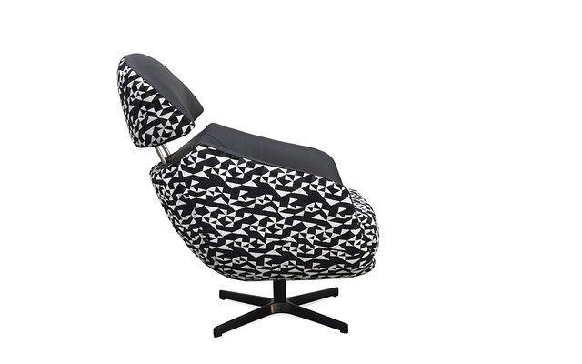 Кресло KLER CORNETTA W189 (чёрный) - фото 3