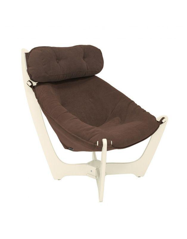 Кресло Impex Модель 11 verona сливочный (brown) - фото 1