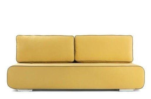Диван Craftmebel Хоуп (вельвет желтый) - фото 2