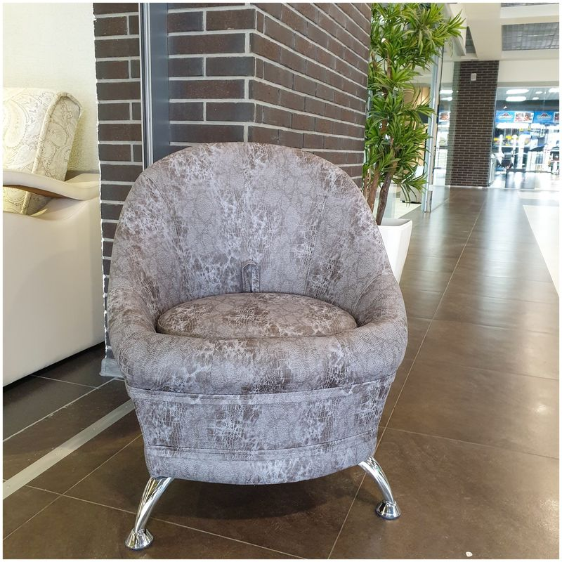 Пуфик DM-мебель Жемчужина - фото 1