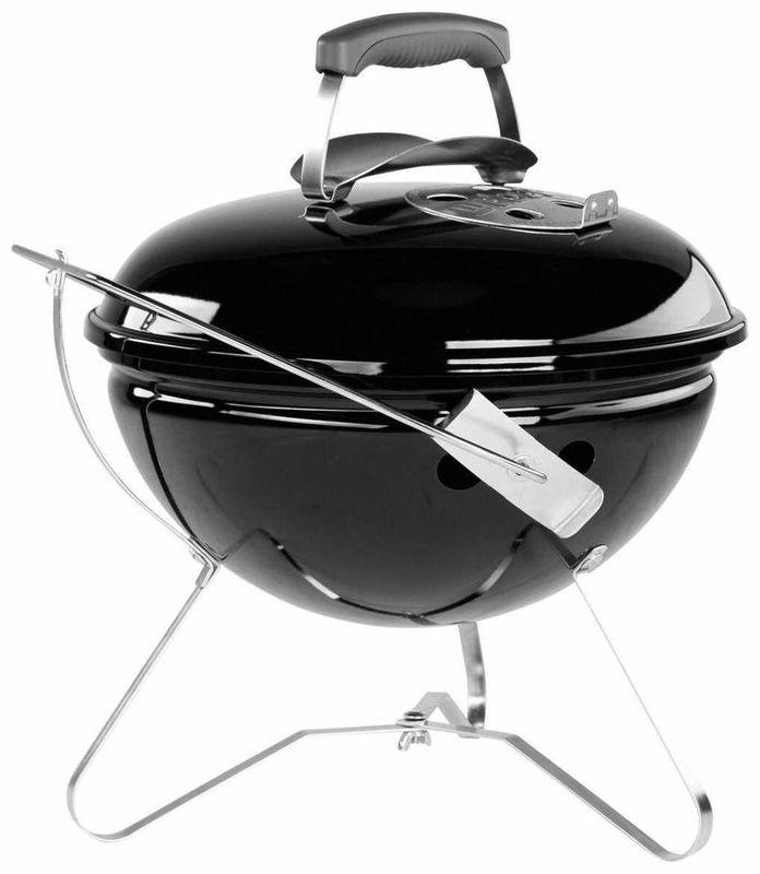 Мангал Weber Smokey Joe Premium 37см черный (1121004) - фото 1