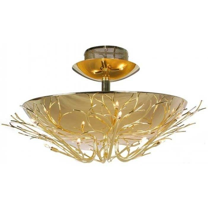 Светильник Arte Lamp Laurel A8300PL-3-12GO - фото 1