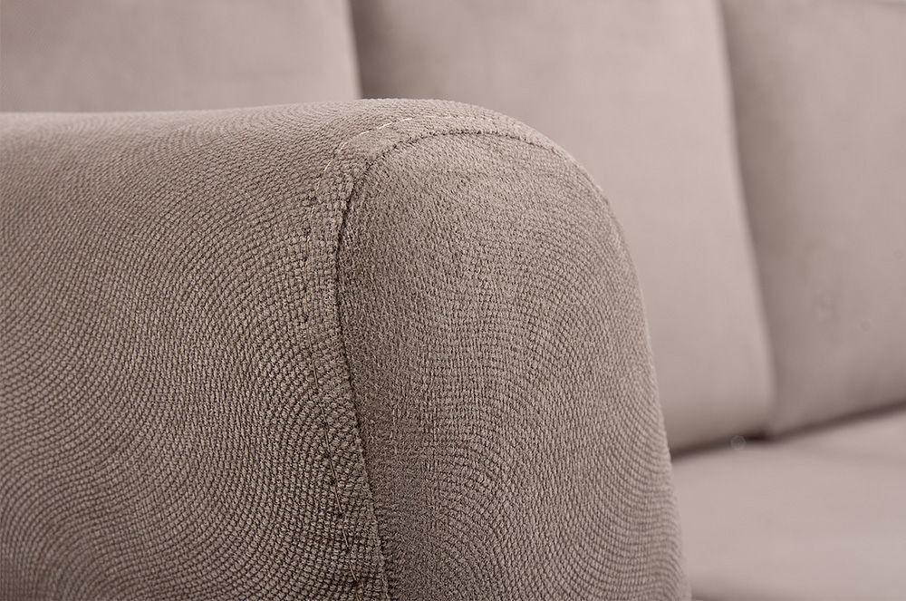 Диван Woodcraft Дублин-3 Velvet Stone - фото 9