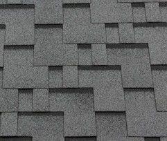Гибкая черепица RoofShield Премиум Модерн Серый с оттенением - фото 1