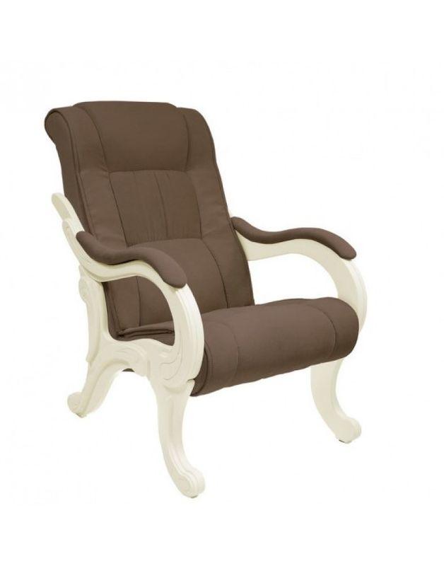 Кресло Impex модель 71 verona сливочный (brown) - фото 1