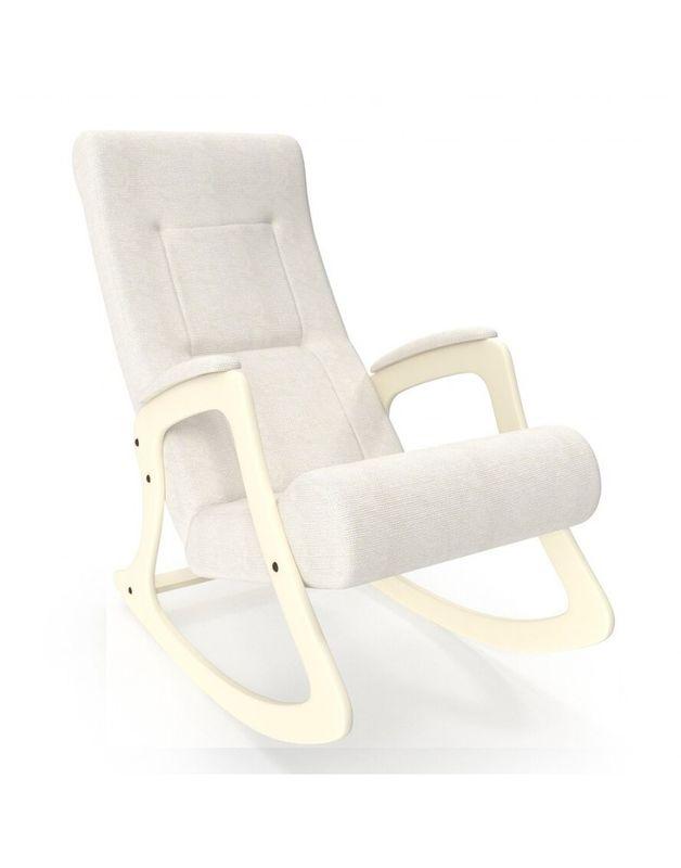 Кресло Impex Модель 2 Мальта сливочный (Мальта 1) - фото 3