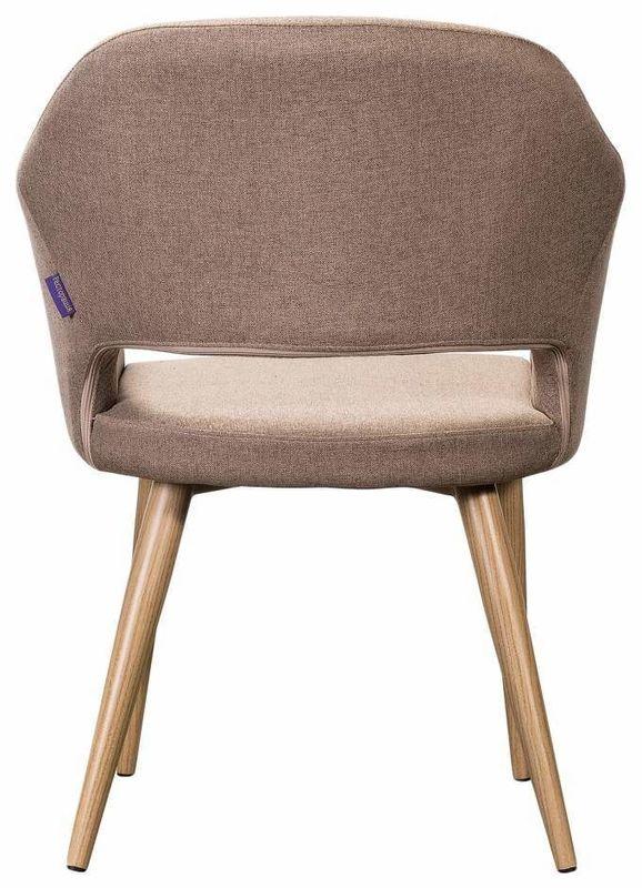 Кресло R-Home Oscar Сканди Браун RST_4101184H, бежевый - фото 4